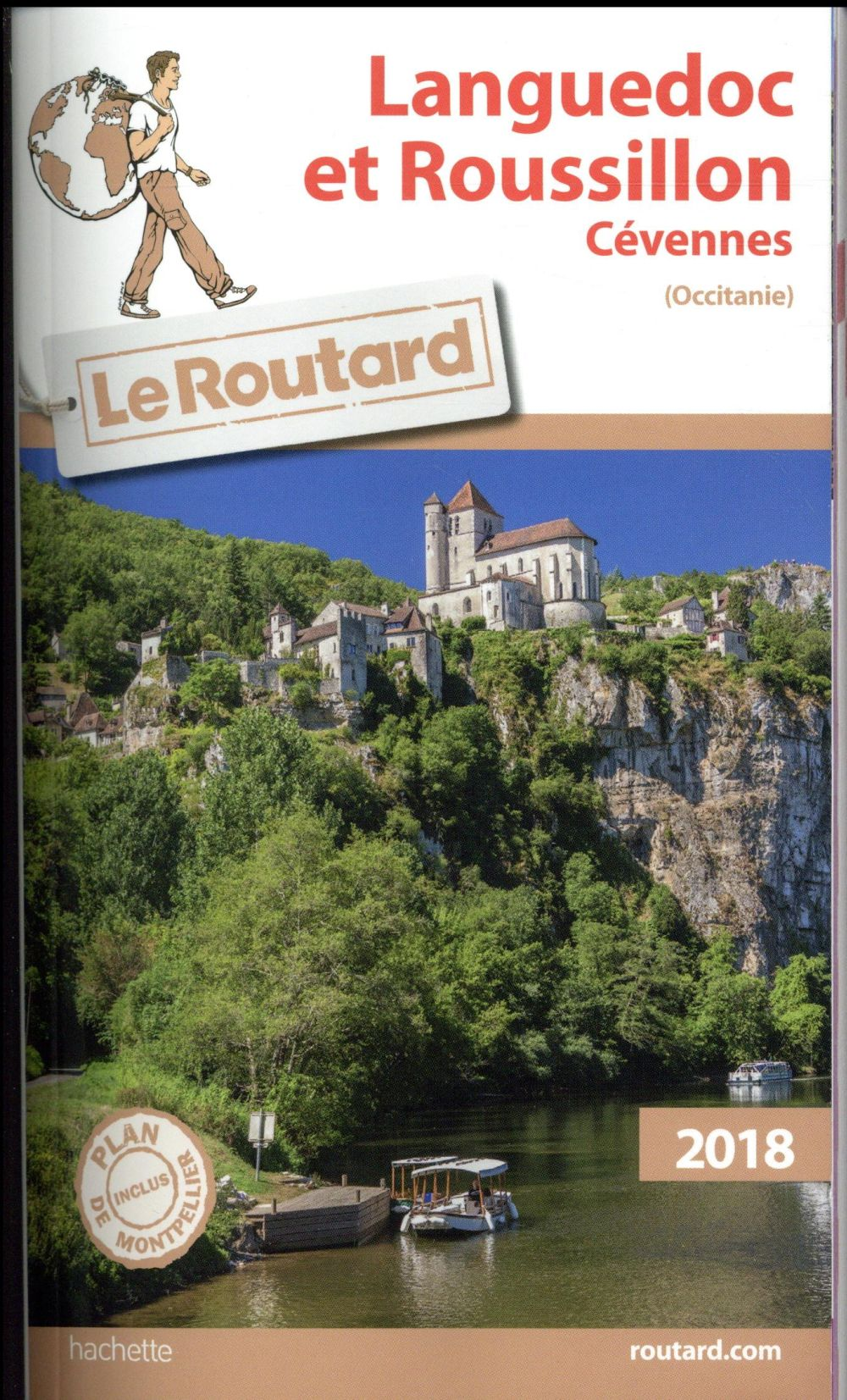 GUIDE DU ROUTARD LANGUEDOC ROUSSILLON 2018